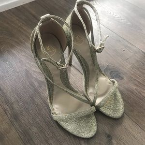 Missguided Barely There High Heel Sandal